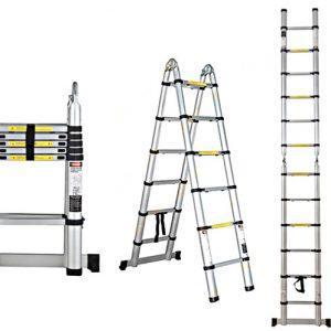 Телескопические лестницы и стремянки
